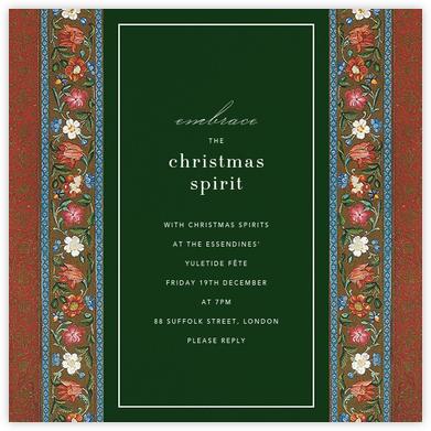Bonaparte - Cabana - Holiday invitations