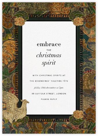 Gonzaga - Cabana - Holiday invitations