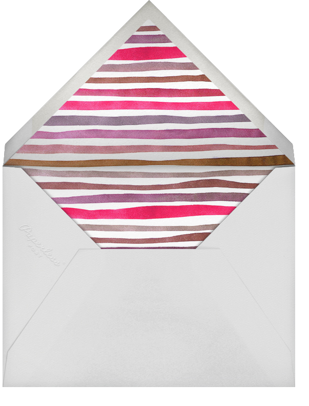 Join Us (Horizontal) - Pink - Linda and Harriett - Bridal shower - envelope back