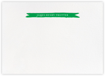 Festoon - Emerald - Paperless Post - Baby and kids' stationery