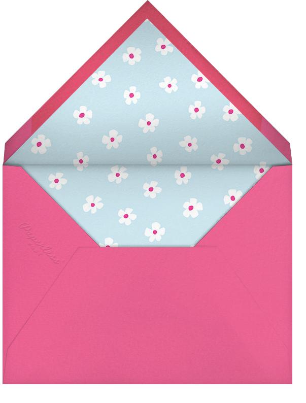Kettle Petals - Paperless Post - Bridal shower - envelope back
