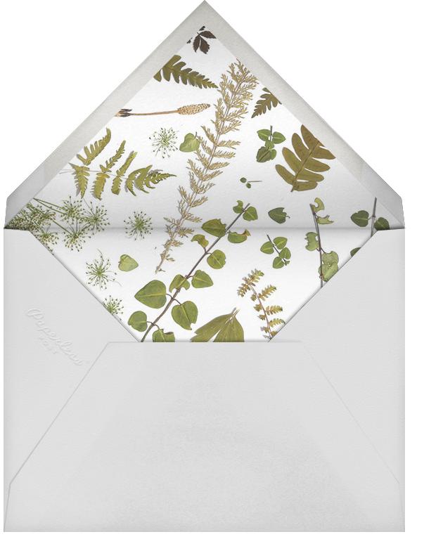 Boyceau Bridal - Paperless Post - Bridal shower - envelope back
