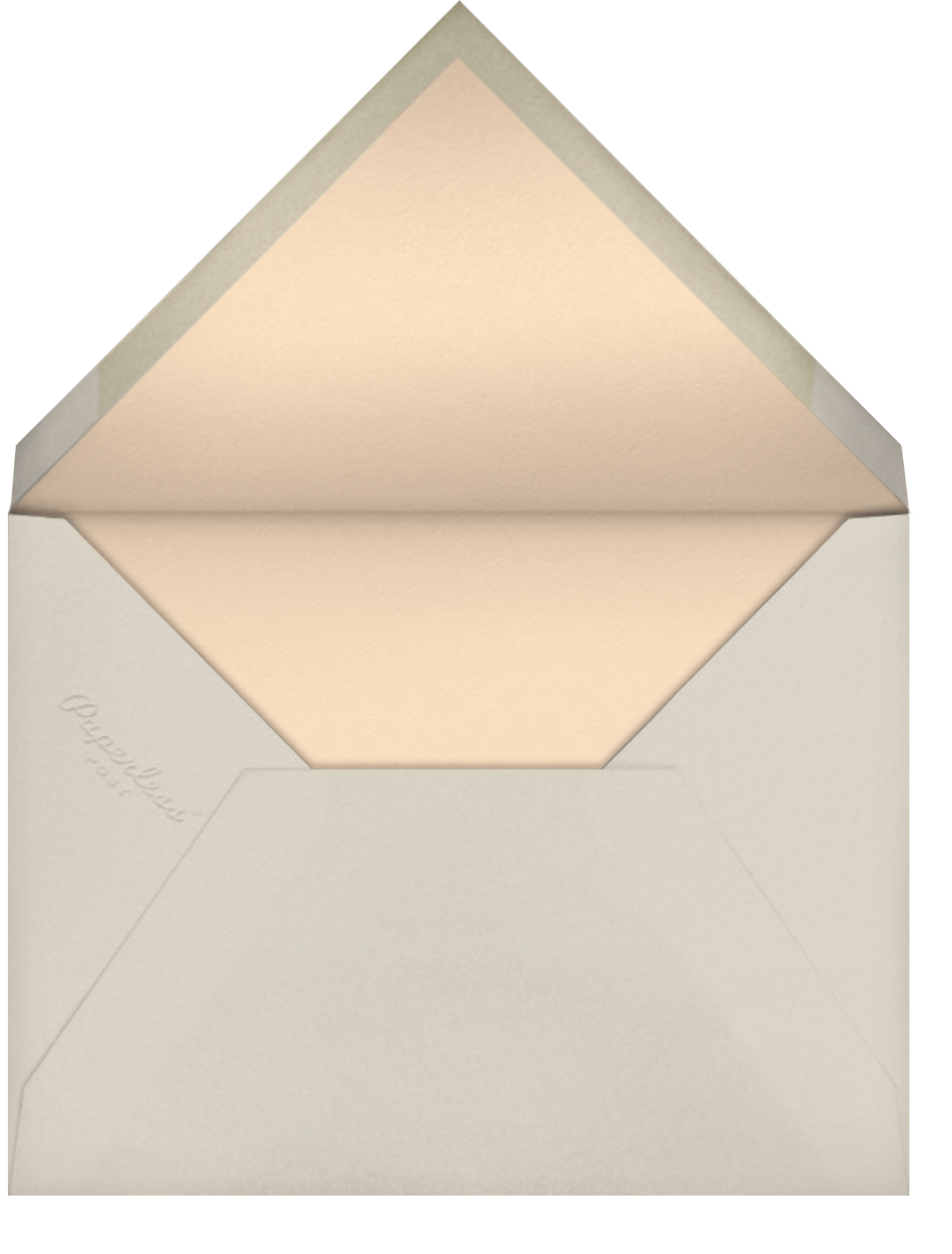 Vellum - Paperless Post - Envelope