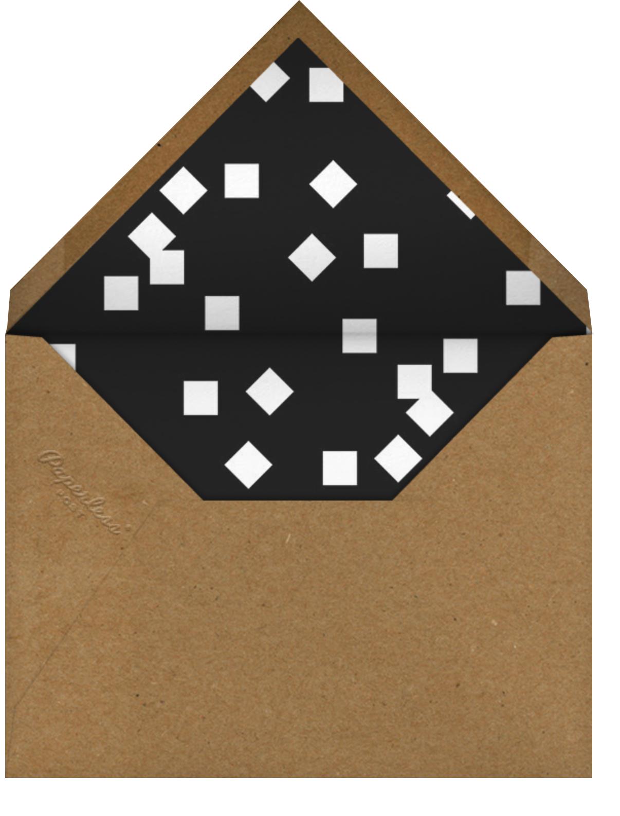 Circle Overlay - Cyan - Paperless Post - Kids' birthday - envelope back
