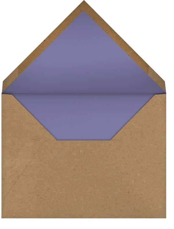 Thalassa - Iris - Paperless Post - Baby shower - envelope back
