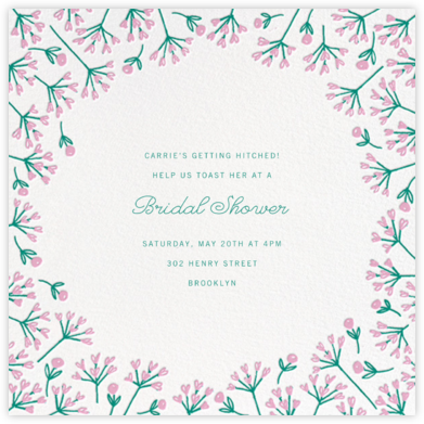 Barton Park (Square) - Paperless Post - Bridal shower invitations