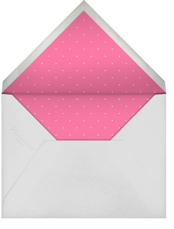 Tiara - Pink - Paperless Post - Envelope