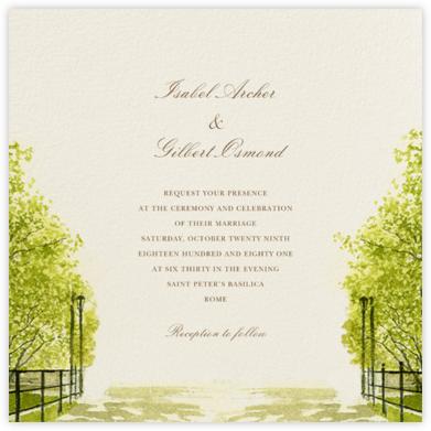 Spring Orchard (Square) - Felix Doolittle