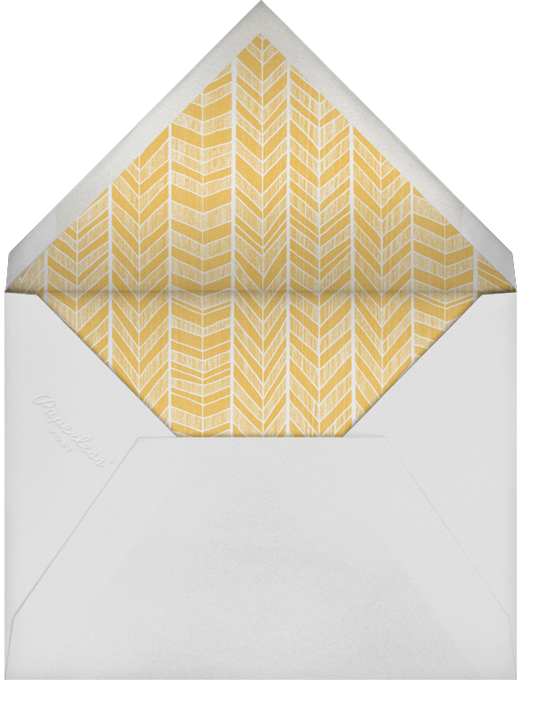 Warsaw - Paperless Post - Theme party - envelope back