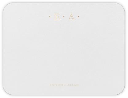 Lacquer (Thank You) - Medium Gold - Crane & Co.