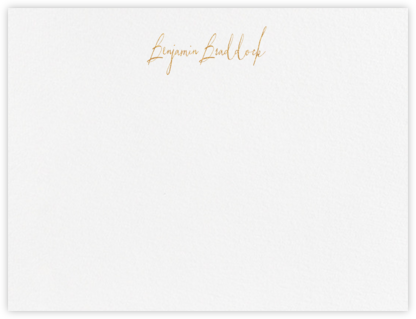Palm Beach - Pearl White - Paperless Post - Personalized Stationery