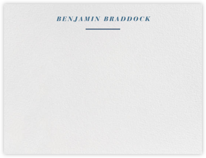 Bloomfield Hills - French Blue - Paperless Post -