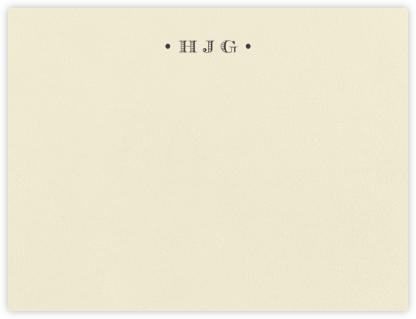 Tuxedo Park - Ecru - Paperless Post -