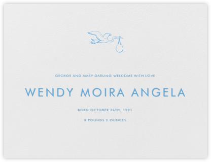 Panarea - Newport Blue - Paperless Post - Online greeting cards