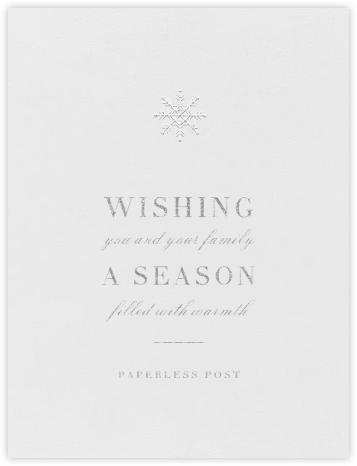 Descartes - Platinum - Paperless Post -