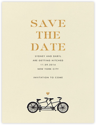 Tandem I (Save the Date)