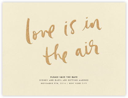 Love Is in the Air - kate spade new york -