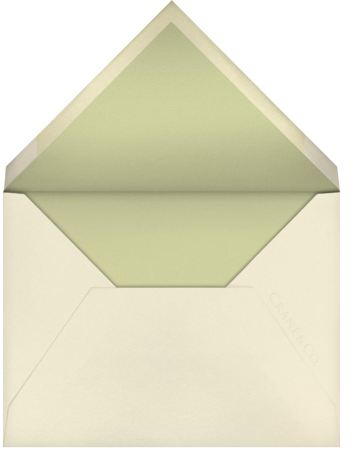 Quill I - Celery - Paperless Post - All - envelope back