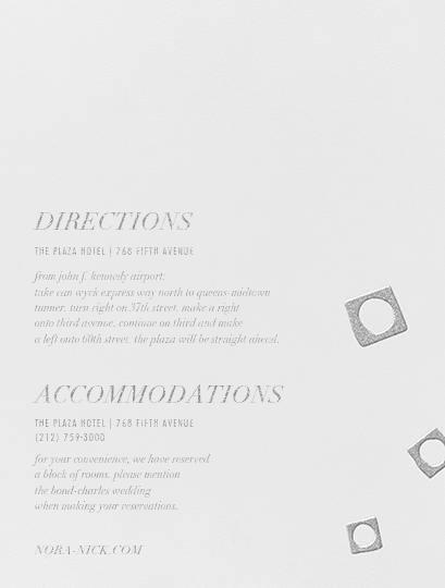 Treasured - Platinum - Kelly Wearstler - null - insert front