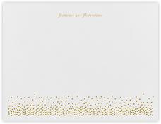 Jubilee I (Stationery) - Medium Gold