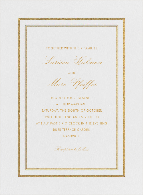 Vera Wang invitations and stationery online and paper