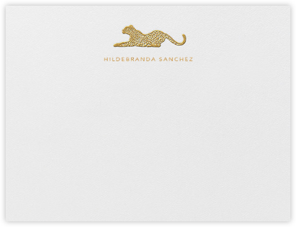 Etosha - Crane & Co. - Personalized Stationery