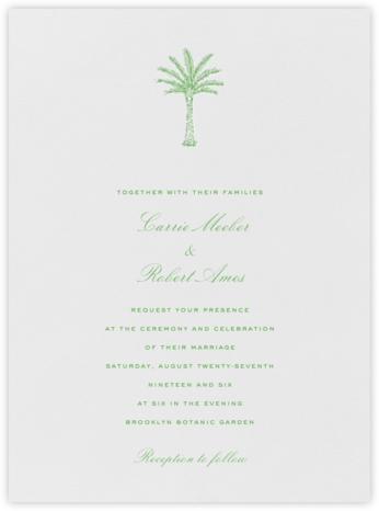Mascarene - Crane & Co. - Wedding invitations
