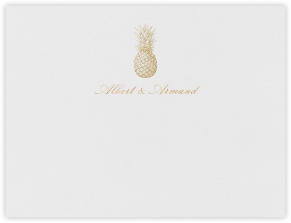 Basse - Terre (Stationery) - Crane & Co. - Personalized Stationery