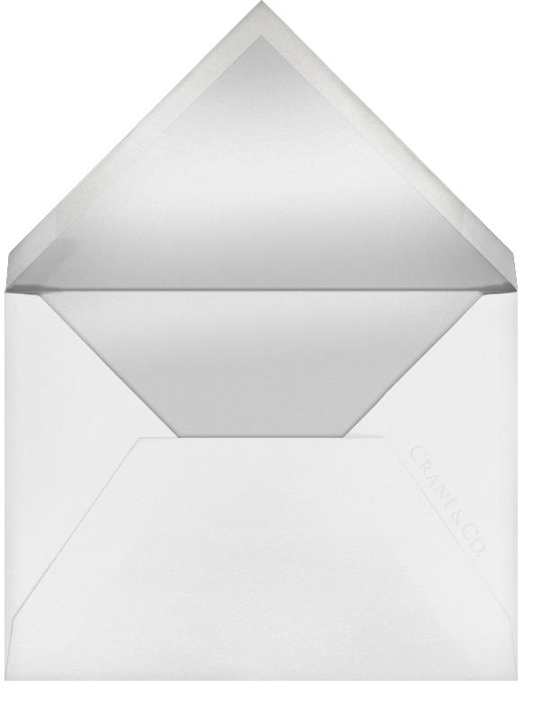 Bristol Belle (Stationery) - Crane & Co. - Wedding stationery - envelope back