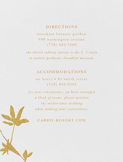 Oliver Park I (Invitation) - kate spade new york - All - insert front