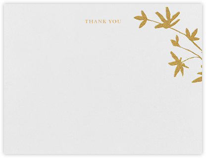 Oliver Park I (Stationery) - kate spade new york - Wedding thank you cards