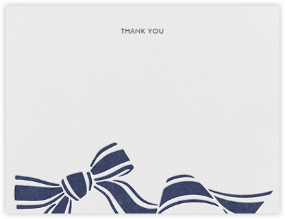 Ellis Hall I (Stationery) - kate spade new york - Wedding thank you notes