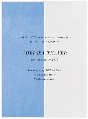 Folio - Newport Blue - Paperless Post - Modern wedding invitations