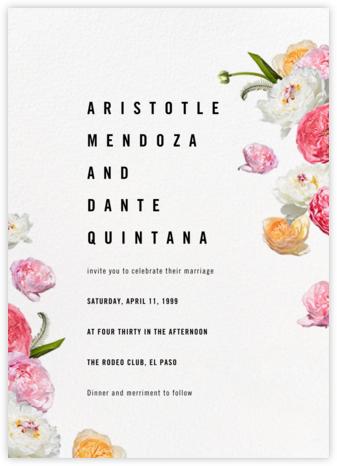 Brunswick (Invitation) - Paperless Post - Romantic wedding invitations