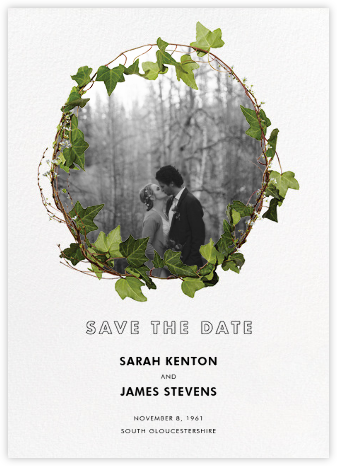 Berkshire (Photo Save the Date) - Paperless Post - Save the date cards and templates