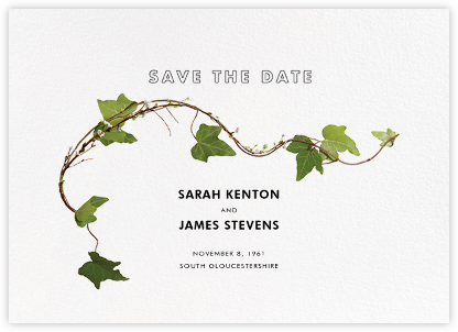 Berkshire (Save the Date) - Paperless Post - Save the dates
