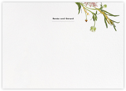 Rhône (Stationery) - Paperless Post - Personalized Stationery