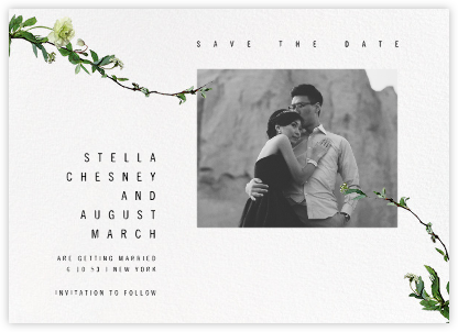 Chincoteague (Photo Save the Date) - Paperless Post - Modern save the dates