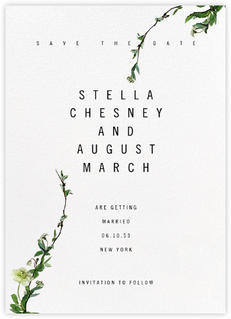 Chincoteague (Save the Date) | tall