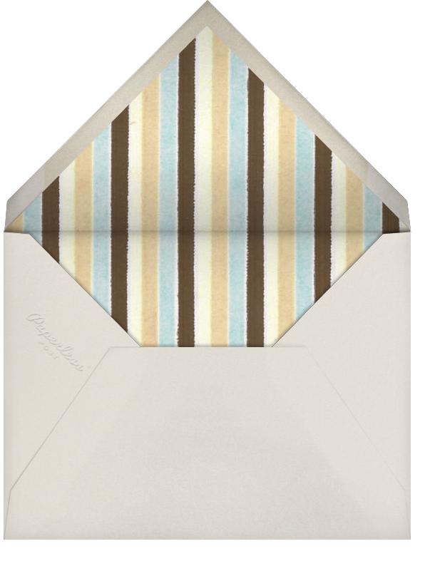 Pigskin - Paperless Post - Kids' birthday - envelope back