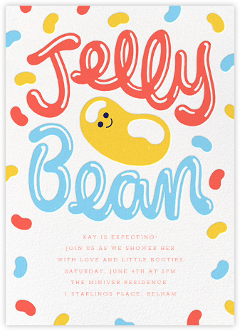 Spill the Beans - Paperless Post - Baby Shower Invitations