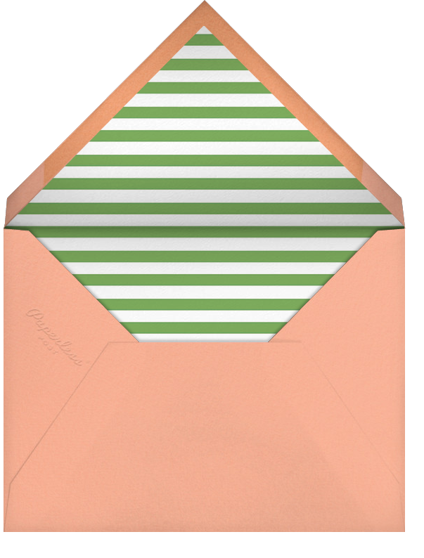 Just Hanging Out - Paperless Post - Baby shower - envelope back