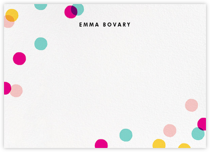 Carnaby (Stationery) - Multi - Paperless Post - Personalized Stationery