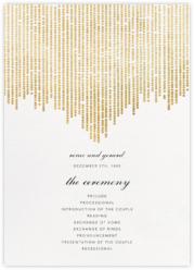 Josephine Baker (Program) - White/Gold