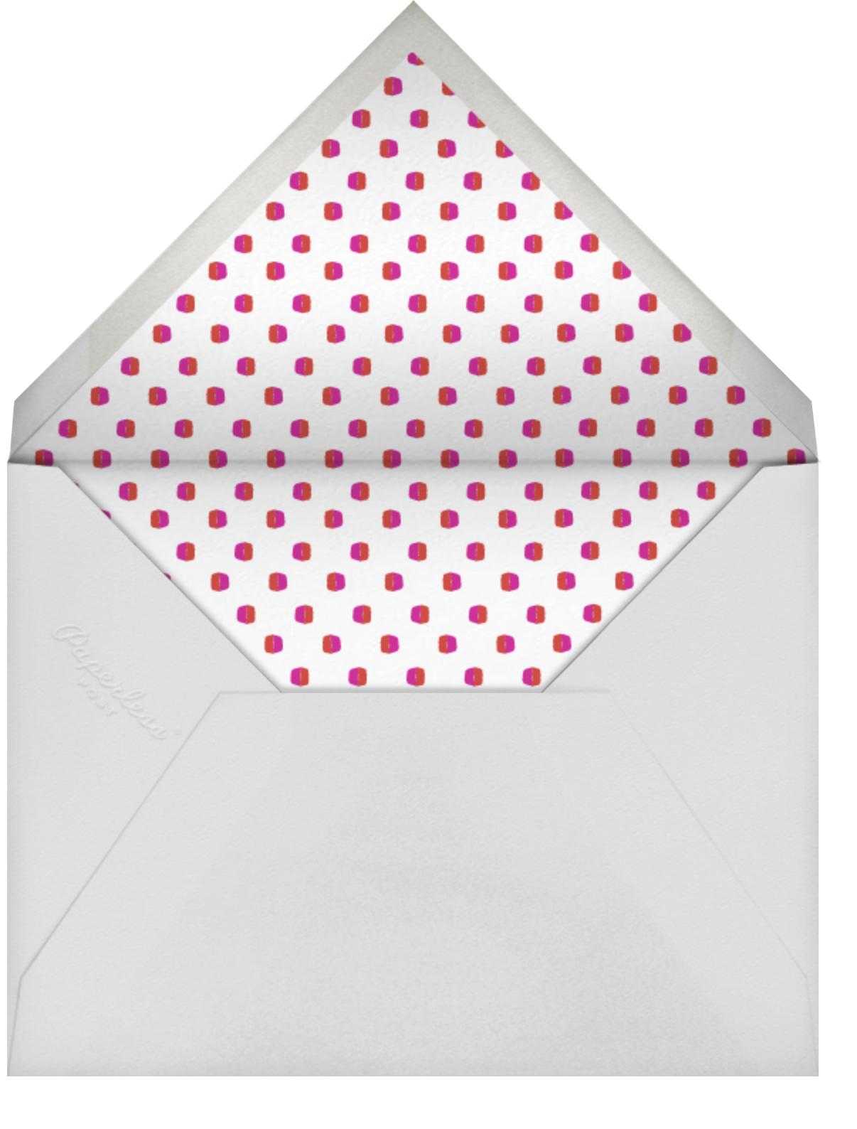 Reindeer Love - Multi - Mr. Boddington's Studio - Envelope
