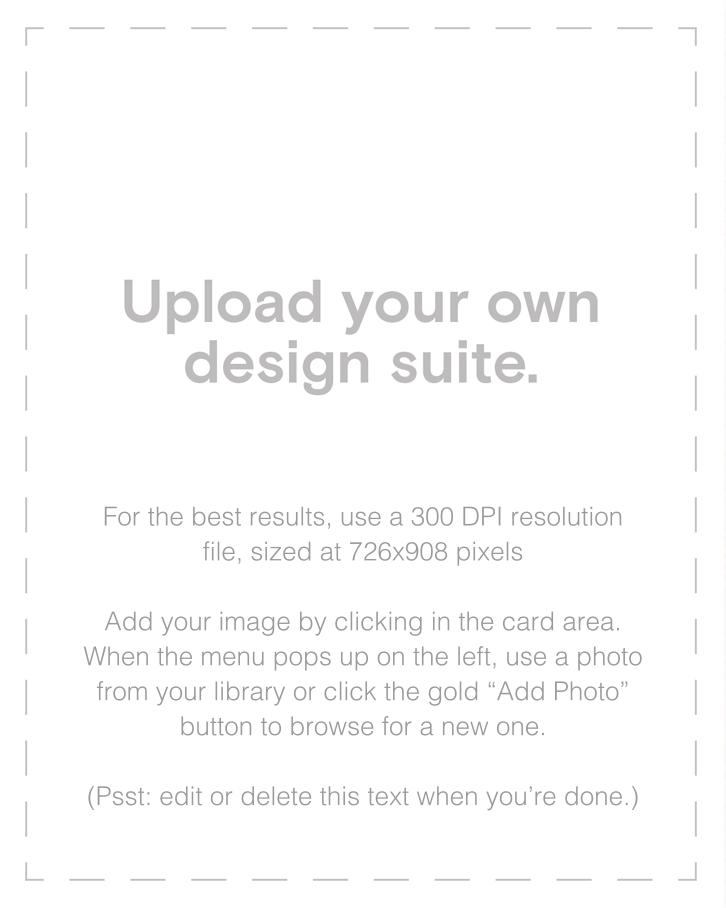 Custom Suite (Horizontal) - Paperless Post - All - insert front