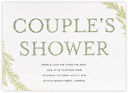 Entwined - Paperless Post - Bridal shower invitations