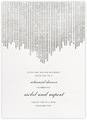 Josephine Baker - White/Silver - Paperless Post