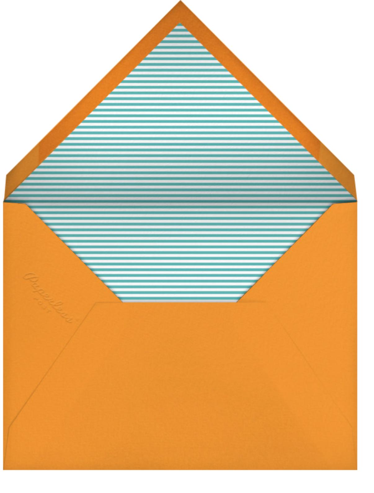 Owl-Nighter - Blue - Petit Collage - Envelope