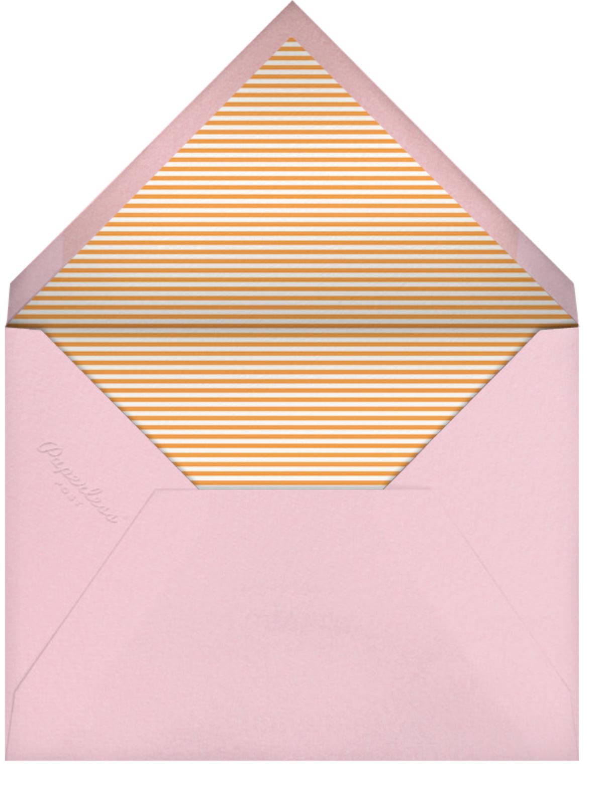 Owl-Nighter - Pink - Petit Collage - Envelope